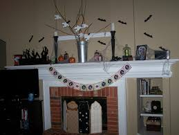 haunted mansion home decor how sweet it is halloween hallow u0027s eve fun mantle decorations