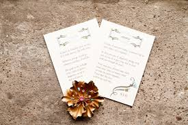 wedding vow cards wedding vow cards the sweetest occasion
