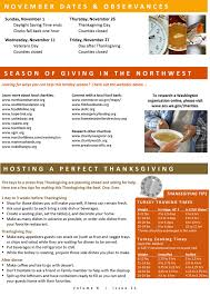 thanksgiving bank holiday holiday in the northwest u2013 snohomish county homes real estate
