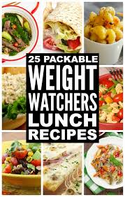 soup kitchen meal ideas 25 packable weight watchers lunch recipes with points