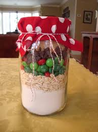 Cookie Mix In A Jar Christmas Gifts The Speech Knob December 2012