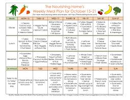 check out our real food bi weekly meal plan tons of delicious