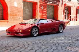 97 lamborghini diablo 1997 lamborghini diablo vt roadster 161447