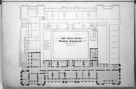 Casino Floor Plan by File Queensland State Archives 2571 Architectural Plan Of The