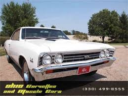 1967 chevrolet chevelle for sale classiccars com cc 978261