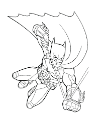 coloring pages batman superman emblem colouring lego free