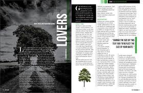 Indesign Price List Template Mhasselblad Dark Trees Magazine Layout Free Indesign Template