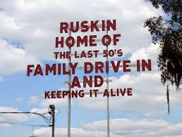 eccentric roadside keeping it reel the ruskin family drive in of