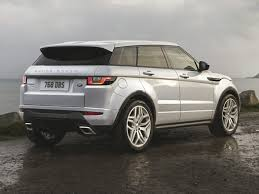 land rover evoque 2017 new 2017 land rover range rover evoque price photos reviews
