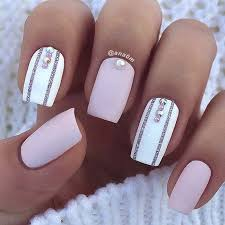 21 elegant nail designs for short nails short nails accent