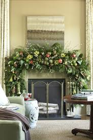 Images Of Mantels Decorated For Christmas Christmas Mantel Decorating Ideas Southern Living