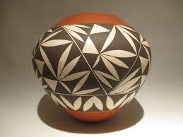 acoma pueblo eric lewis acoma pueblo pottery pinterest