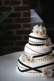 cake ribbon ribbon wedding cake wedding corners