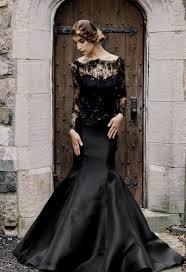 black wedding dress black wedding dresses with sleeves naf dresses black wedding dress
