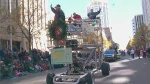 wral parade takes center stage in downtown raleigh
