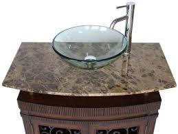 vessel sinks bathroom ideas fresh beautiful vessel vanity height 14855
