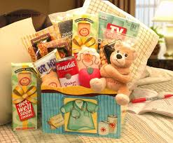 get well soon basket health happiness get well gift box gift baskets