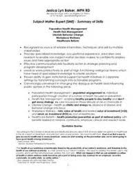 Subject Matter Expert Resume Samples by Intelligence Specialist Resume Employment Application Form