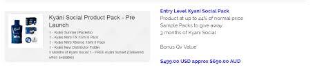 Kyani Business Cards Is Kyani A Scam Honest Success Online