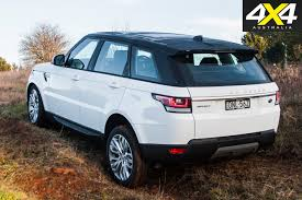 land rover sport 2017 2017 range rover sport sd4 first drive 4x4 australia