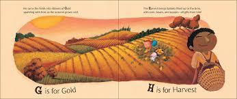 amazon com p is for pumpkin god u0027s harvest alphabet