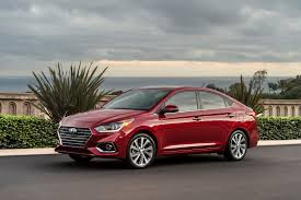 Hyundai Accent Interior Dimensions Top 9 2018 Hyundai Accent Specs You Need To Know Autoguide Com News