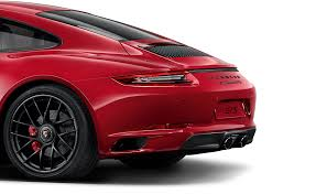Porsche 911 New Model - follow your inner drive the new 911 gts models dr ing h c f