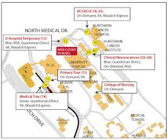 University Of Virginia Campus Map by Construction U0026 Commuter Updates Theu