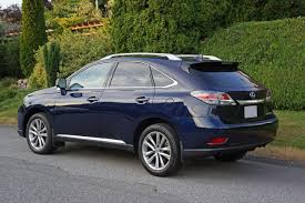 lexus rx price canada 2015 lexus rx 350 sportdesign road test review carcostcanada
