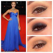 makeup to go with royal blue dress mugeek vidalondon