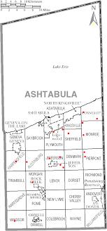 bridges of county map file ashtabula county ohio existing covered bridges dot map png
