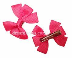 hair bows uk www dreambows co uk pink minnie mouse hair bows on alligator