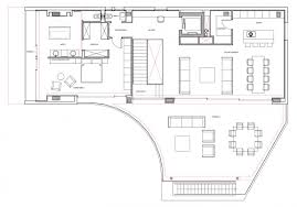 mediterranean villa house plans mediterranean villa incorporating dedicated outdoor spaces in spain