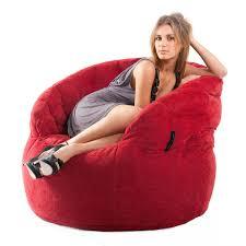 bean bags red bean bag comfort xxl bean bag with bean filling price in