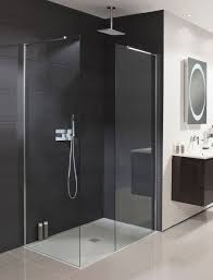 11037 shower screen return panel and walkin shower tray with 7561 walk in showers