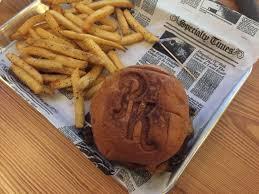 kitchen collection st augustine fl fantastic burger at prohibition kitchen in augustine fl