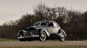 1937 cord 812 sc westchester sedan f233 houston 2015