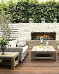 deck fireplace design screened in porch fireplace outdoor
