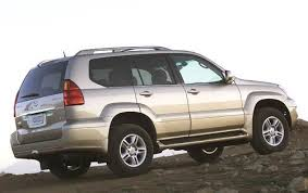 2006 lexus gx470 mpg used 2006 lexus gx 470 for sale pricing features edmunds