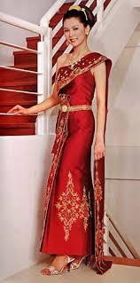 143 best thai traditional dress images on pinterest thai dress
