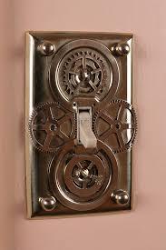 Steampunk Decorations Steampunk Home Decor U2013 Light Switch Plates