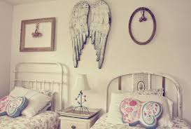 Angel Wings Home Decor by Trois Petites Filles May 2014