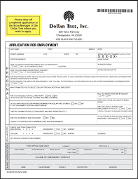 dollar general job application form online jvwithmenow com