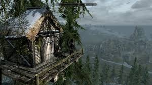 hunters treehouse at skyrim nexus mods and community