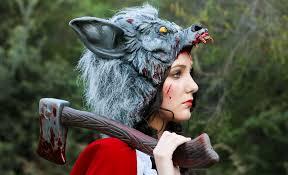 red riding hood halloween costumes red riding hood u0027s revenge halloween 2015 youtube