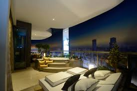 Salman Khan Home Interior Cityscape The Sky Bungalows Of Omkar 1973 In Worli Are The Latest