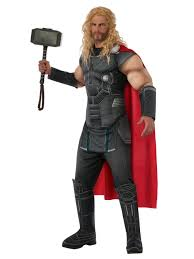 men u0027s avengers 2 deluxe thor costume superheroes mens costumes