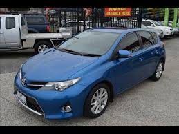toyota corolla ascent for sale used 2014 toyota corolla ascent sport zre182r 5d hatchback for