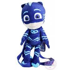 pj masks catboy plush doll backpack soft stuffed tou costume bag