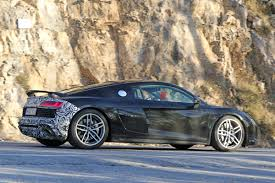 future audi r8 more powerful audi r8 may have been spotted in testing the drive